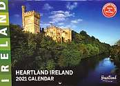 Cover of Heartland Ireland A4 2021 Calendar