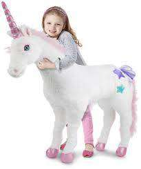 Cover of Magical Unicorn Plush - 000772188012