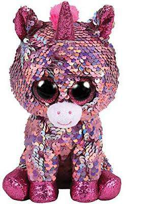 Cover of Flippable Sparkle Unicorn Beanie Boo - Ty Uk - 008421362660