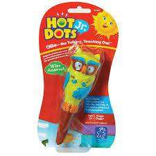Cover of Hot Dots Talking Pen Ollie the Owl - 086002023278