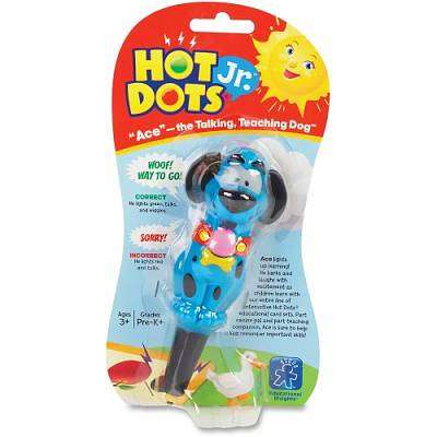 Cover of Hot Dots Jr. Talking Pen Ace the Dog - Learning Resources - 086002023506