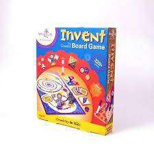 Cover of Invent Board Game - 092633310342