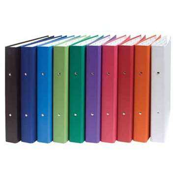 Cover of Ringbinder A4 - 2 Ring Assorted Colours - 3130630543305