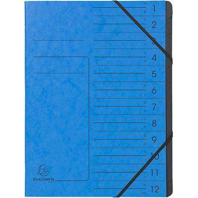 Cover of Multip File Black Int. 12 Part Cleansafe - 3130630571223