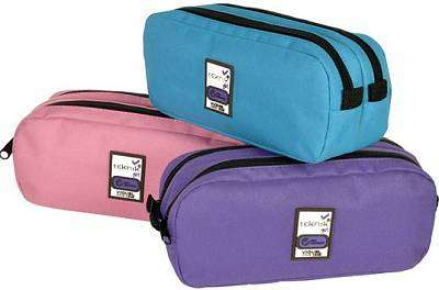 Cover of Two Compartment Pencil Case Pink Colours - Viquel - 3135258779204