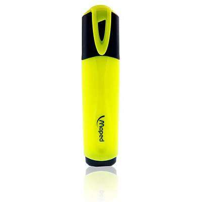 Cover of Maped Fluo Highlighter Yellow - 3154147425343