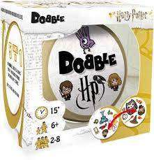 Cover of Dobble Harry Potter - 3558380064626