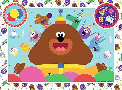 Cover of Hey Duggee My First Floor Puzzle 16 piece - Ravensburger - 4005556051113