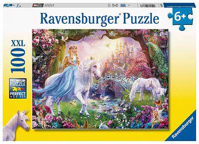 Cover of Magical Unicorn 100pc XXL - Ravensburger - 4005556128877