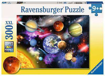 Cover of Solar System XXL 300 piece puzzle - Ravensburger - 4005556132263