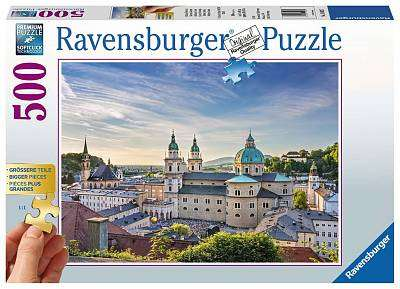 Cover of Salzburg, Austria Extra Large 500pc - Ravensburger - 4005556149827