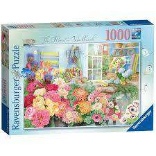 Cover of The Florist's Workbench, 1000pc - Ravensburger - 4005556153060