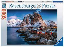 Cover of Lofoten Norway 3000pc - Ravensburger - 4005556170814