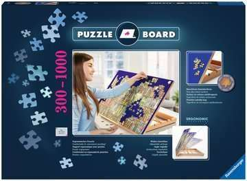 Cover of Wooden Puzzle Board Easel - Ravensburger - 4005556179732