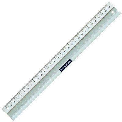 Cover of Metal Ruler 30cm - Staedtler - 4007817563304
