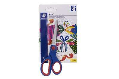 Cover of Noris Club Large Hobby Scissor 17cm - 4007817965016