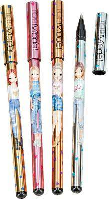 Cover of Top Model Gel Pen Set - Depesche - 4010070365431