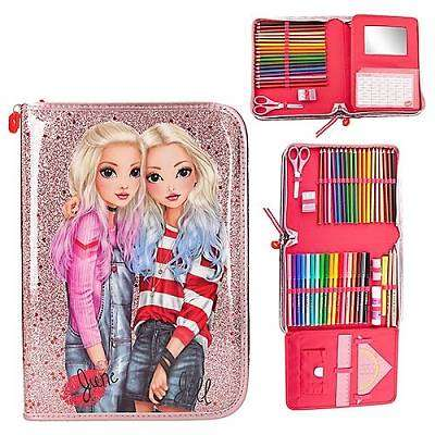 Cover of Top Model Big Filled Pencil Case - 4010070400651