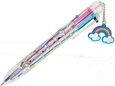 Cover of TOPModel Ball Pen 6 Colours - 4010070408404