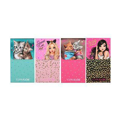 Cover of Top Model Pad with Magnet Closure - 4010070426422