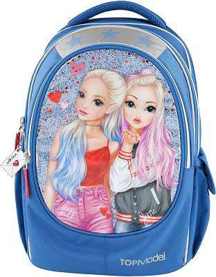 Cover of Top Model School Backpack Love Letters - 4010070436391