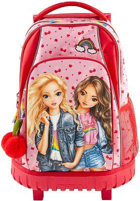 Cover of TopModel Backpack Trolley Cherry - 4010070443337