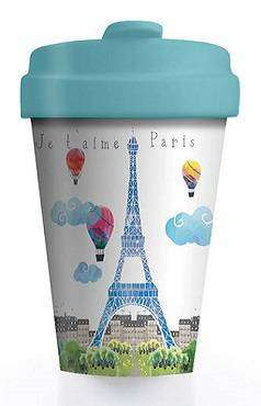 Cover of Paris Watercolour Bamboo Cup - 4260375685516
