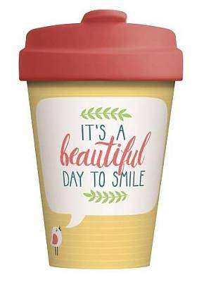 Cover of Beautiful Smile Bamboo Cup - 4260375689408