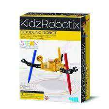Cover of Doodling Robot - 4893156032805