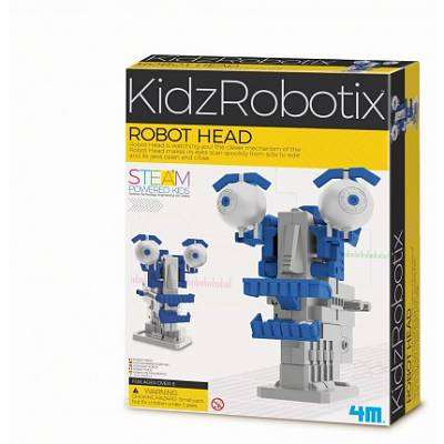Cover of KidzRobotix - Robot Head - 4893156034120