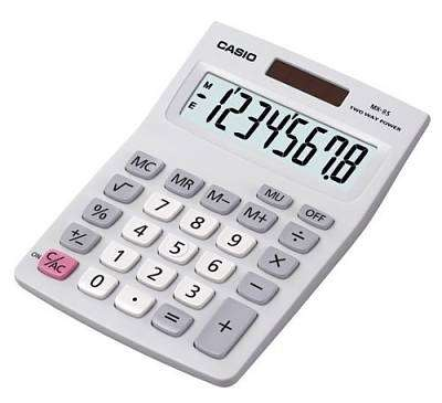 Cover of Casio Calculator MX-8B - Casio - 4971850164159