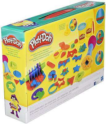 Cover of Play-Doh Super Moulding Mania - 5010993300709