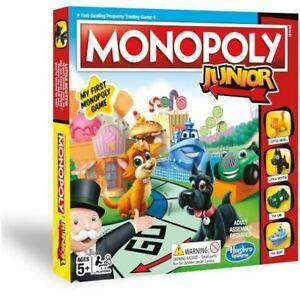 Cover of Monopoly Junior - 5010993354931