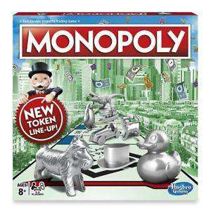 Cover of Hasbro Monopoly - Ireland Edition - 5010993427161