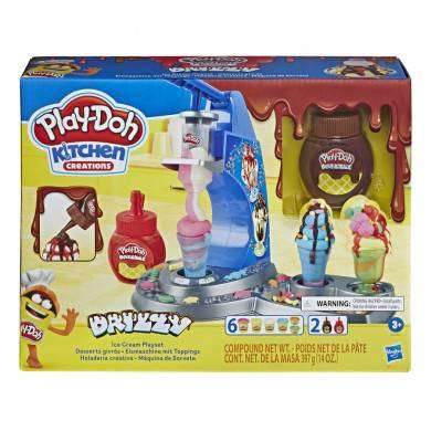 Cover of PD DRIZZY ICE CREAM PLAYSET - Hasbro - 5010993635863