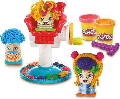Cover of Playdoh Crazy Cuts - Play-Doh - 5010994861766