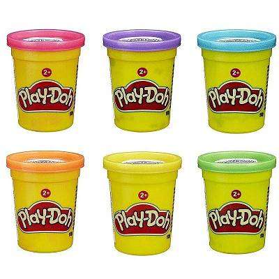 Cover of Playdoh Single Can 4oz - Play-Doh - 5010994966324