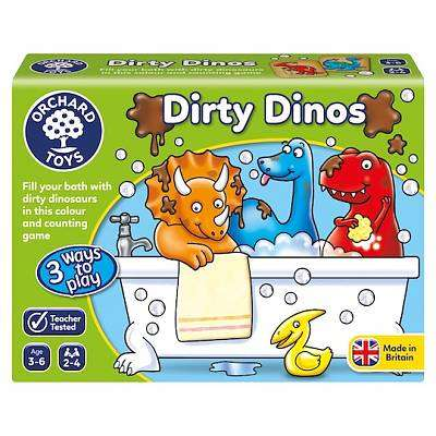Cover of Dirty Dinos - 5011863100047