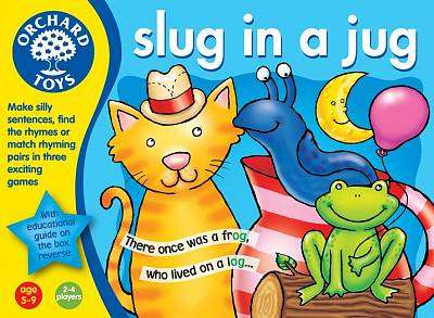 Cover of Slug in a Jug - Orchard Toys - 5011863100368