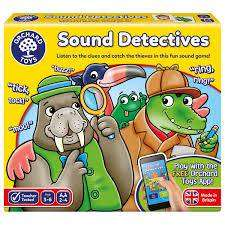 Cover of Sound Detectives - 5011863103086