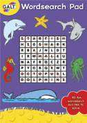 Cover of Wordsearch Pad - Galt - 5011979380593