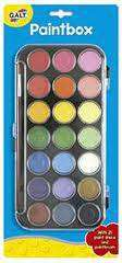 Cover of 21 Disc Paintbox with Brush - Gatl - 5011979517739