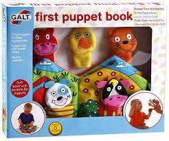 Cover of First Puppet Book - Galt - 5011979565150
