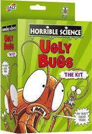 Cover of Ugly Bugs - Horrible Science - Galt - 5011979590237