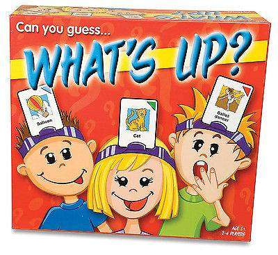Cover of Whats Up Game - Paul Lamond - 5012822033109