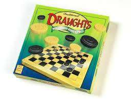Cover of Traditional Wooden Draughts - Paul Lamond - 5012822061003