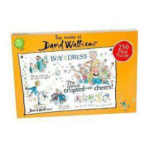 Cover of The Boy In The Dress 250 Piece Puzzle - Paul Lamond - 5012822068354