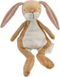 Cover of Guess How Much I love You Plush Brown Hare - Rainbow Designs - 5014475012081