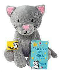 Cover of That's Not My Kitten Soft Toy - Rainbow Designs - 5014475016423