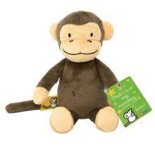Cover of That's Not My Monkey Soft Toy (15cm) - Rainbow Designs - 5014475016430